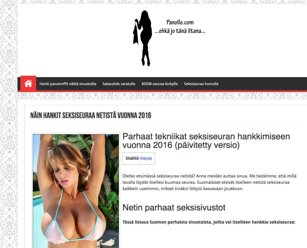 sexshop turku trans ja