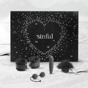 Sinful joulukalenteri 2019